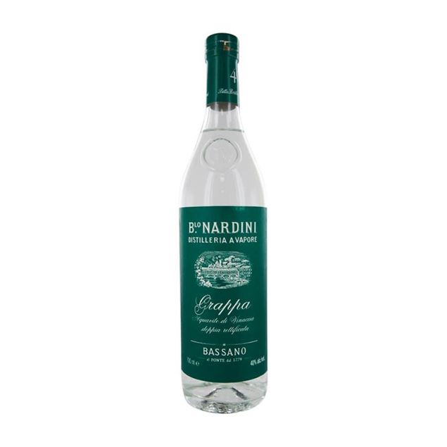 Picture of Nardini Grappa Bianca 40