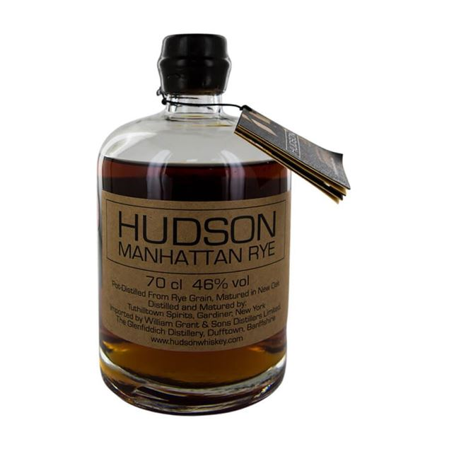 Hudson Manhattan Rye Whisky - Venus Wine & Spirit