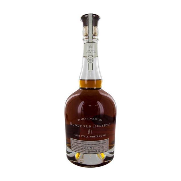 Woodford Reserve Mc White Corn Whisky - Venus Wine & Spirit