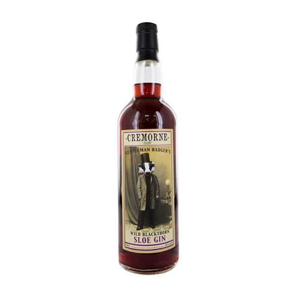 Cremorne Gentlemen Badges Sloe Gin - Venus Wine & Spirit