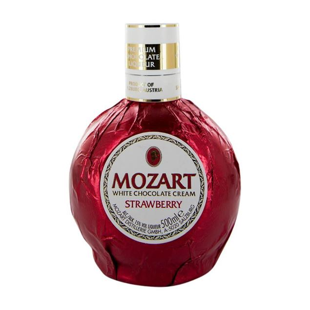 Mozart Strawberry - Venus Wine & Spirit