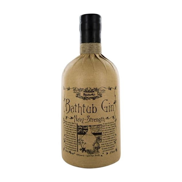 Bathtub Navy Gin - Venus Wine & Spirit