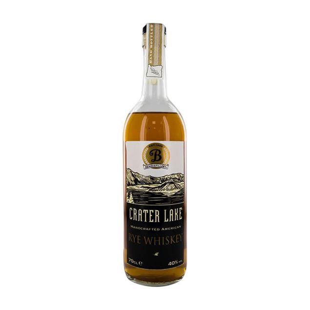 Crater Lake Rye Whisky - Venus Wine & Spirit