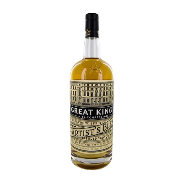 Great King Street Glasgow Blend Whisky - Venus Wine & Spirit