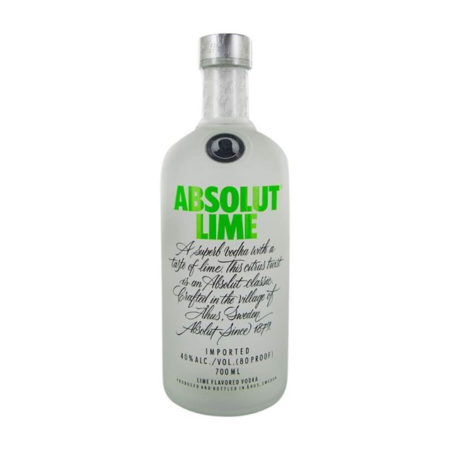 Absolut Lime Vodka - Venus Wine & Spirit