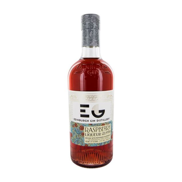 Edinburgh Raspberry Gin Liqueur - Venus Wine & Spirit
