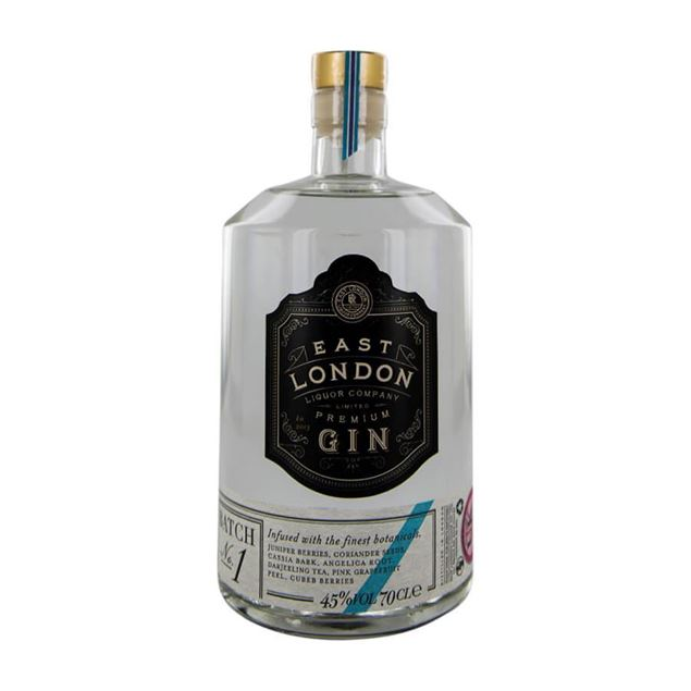 East London Liquor Company Premium Gin Batch 1 - Venus Wine & Spirit
