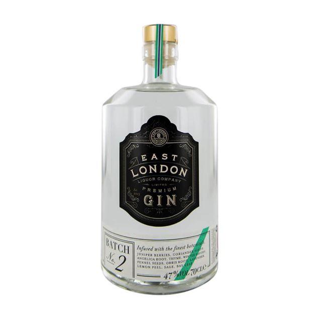 East London Liquor Company Premium Gin Batch 2 - Venus Wine & Spirit