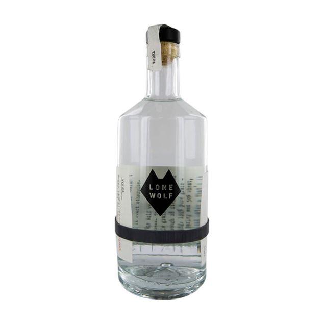 Lone Wolf Vodka - Venus Wine & Spirit