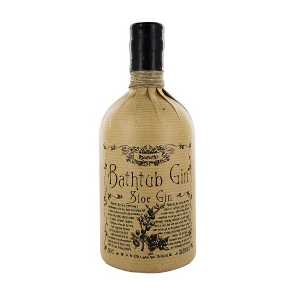 Bathtub Sloe Gin - Venus Wine & Spirit
