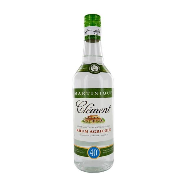 Clement Rhum Agricole Blanc - Venus Wine & Spirit