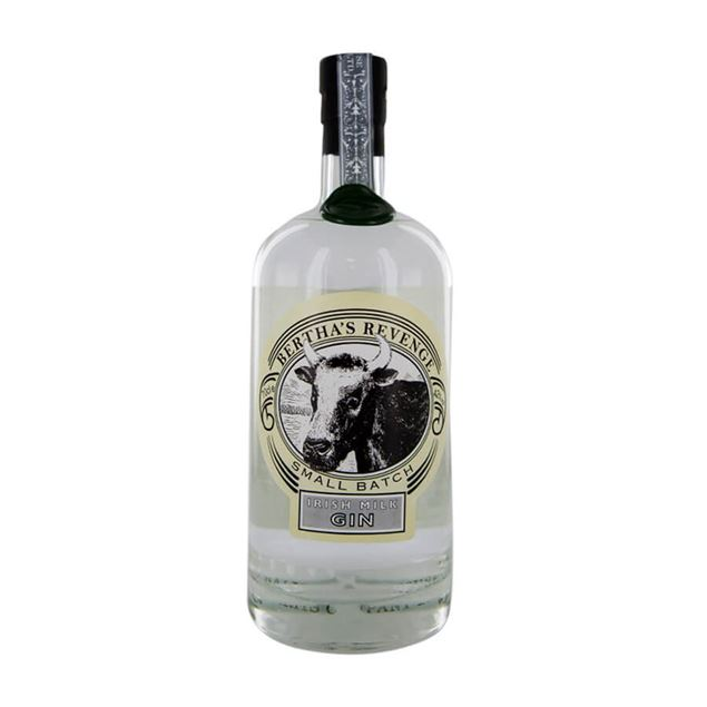 Berthas Irish Milk Gin - Venus Wine & Spirit