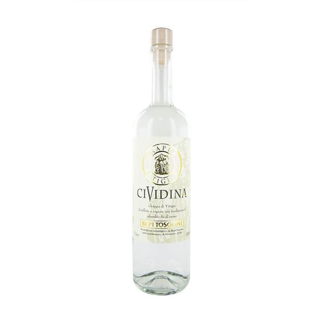 Grappa Tosolini Cividina (House) - Venus Wine & Spirit