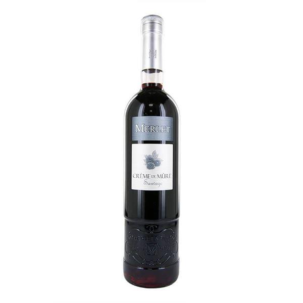 Merlet Crème de Mure - Venus Wine & Spirit