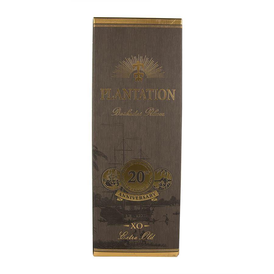 VENUS WINE & SPIRIT MERCHANTS PLC. Plantation XO 20TH ...