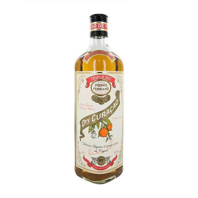 Pierre Ferrand Dry Curacao - Venus Wine & Spirit