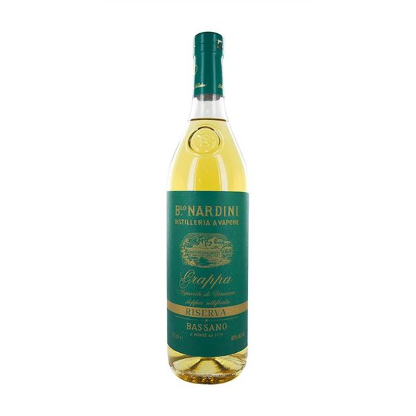 Picture of Nardini Grappa Riserva 40