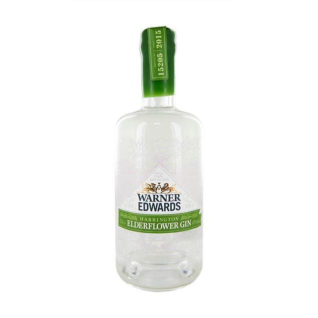 Warner Edwards Elderflower Gin - Venus Wine & Spirit