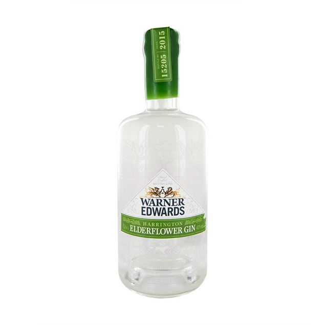 Picture of Warner Edwards Elderflower Gin