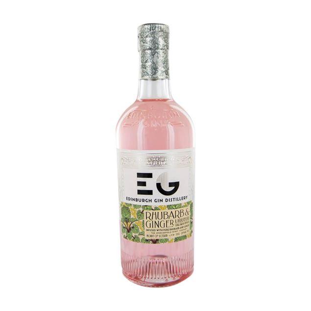 Picture of Edinburgh Rhubarb Gin Liqueur