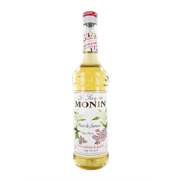 Monin Elderflower - Venus Wine & Spirit