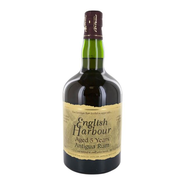 English Harbour 5yr Rum - Venus Wine & Spirit
