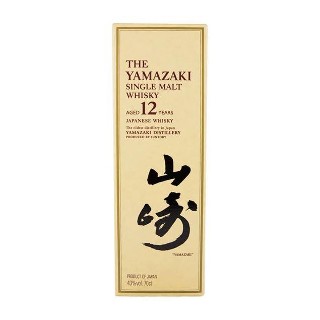 Yamazaki 12yr Whisky - Venus Wine & Spirit