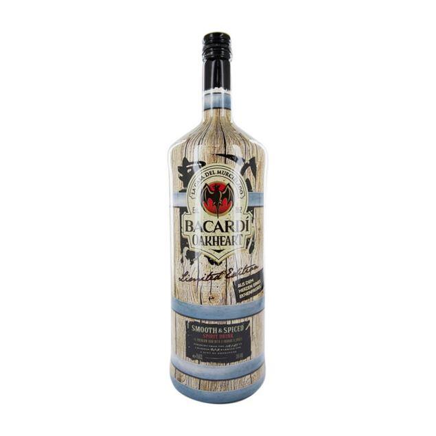 Bacardi Oakheart Rum - Venus Wines & Spirit