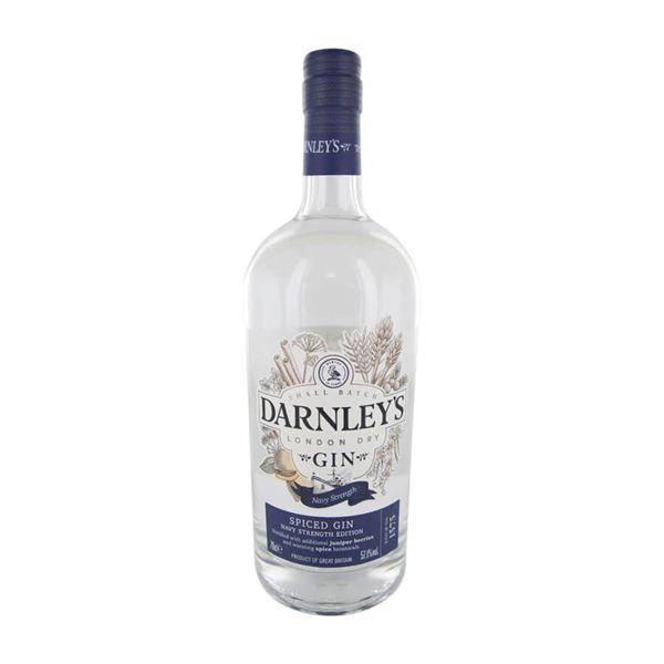 Darnley's Navy Strength Spiced Gin - Venus Wine&Spirit