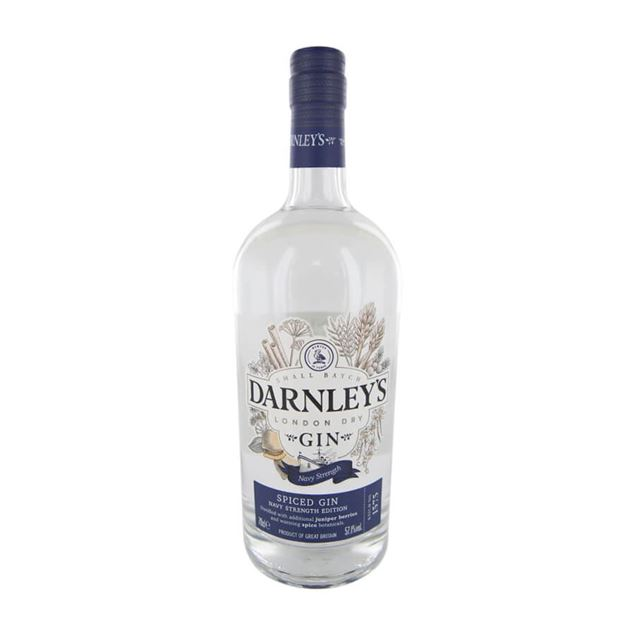 Darnley's Navy Strength Spiced Gin - Venus Wine&Spirit