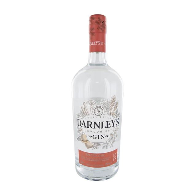 Darnley's Spiced Gin - Venus Wine&Spirit