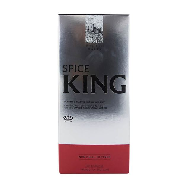 Spice King Blended Malt - Venus Wine&Spirit