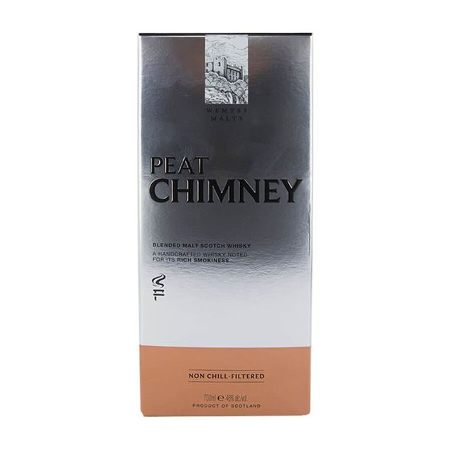 Peat Chimney Blended Malt - Venus Wine&Spirit