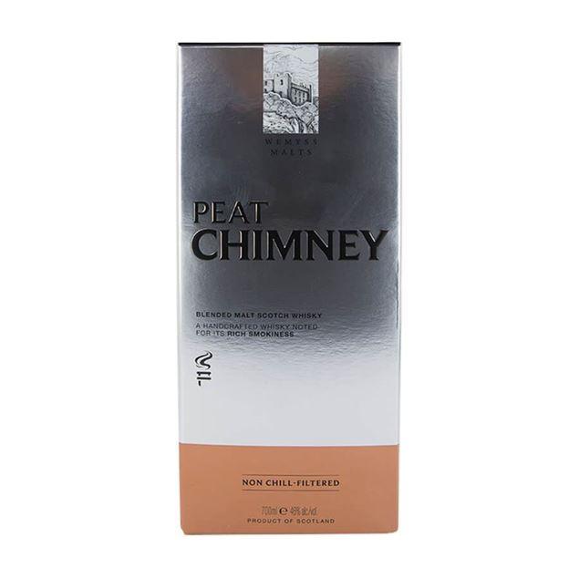 Peat Chimney Blended Malt - Venus Wine&Spirit