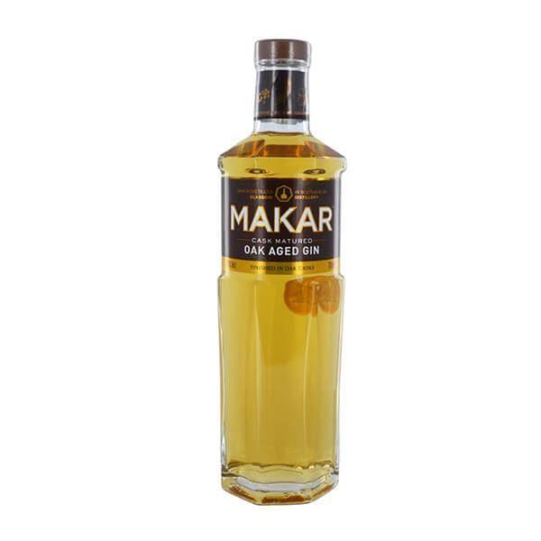 Makar Oak Aged Gin - Venus Wine&Spirit