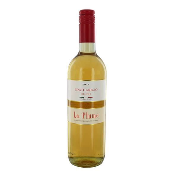 La Plume Pinot Grigio Blush - Venus Wine&Spirit