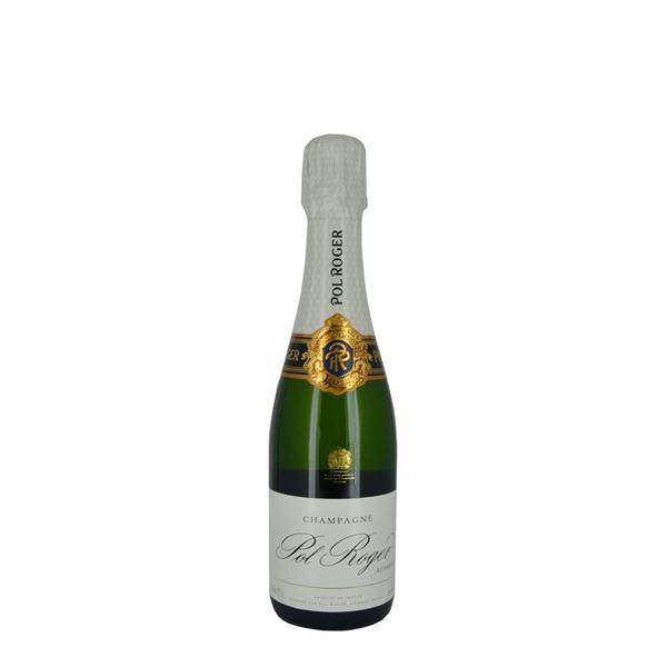 Pol Roger Brut Champagne Halves - Venus Wine&Spirit