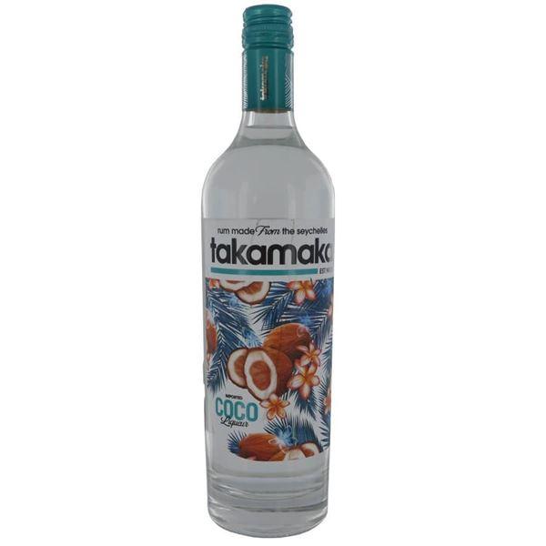 Takamaka Coconut Rum - Venus Wine&Spirit