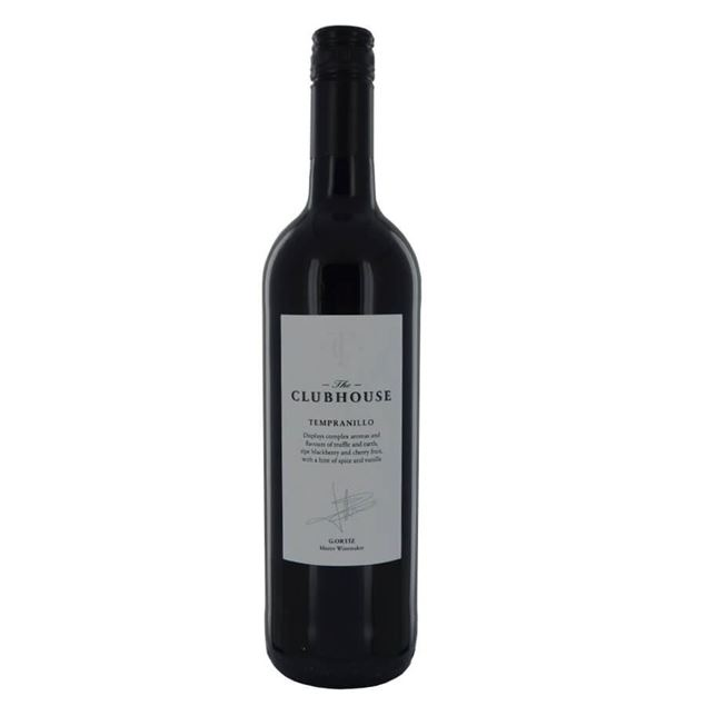 The Clubhouse Tempranillo - Venus Wine& Spirit