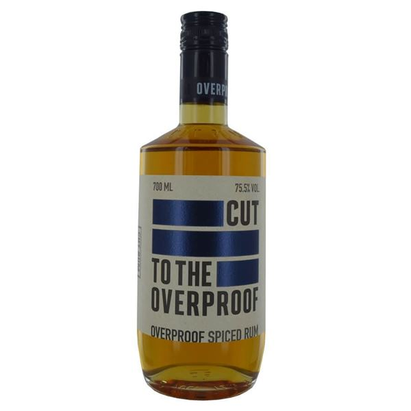 Cut Overproof Rum - Venus Wine&Spirit