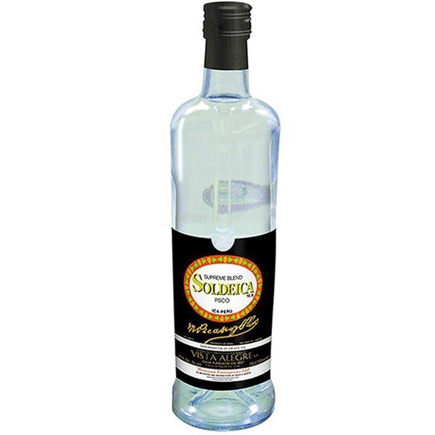 Pisco Soldeica Suprema - Venus Wine&Spirit
