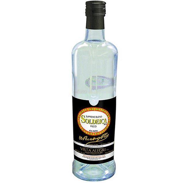 Pisco Soldeica Suprema - Venus Wine&Spirit