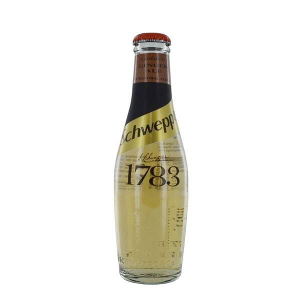 Schweppes 1783 Golden Ginger Ale - Venus Wine&Spirit