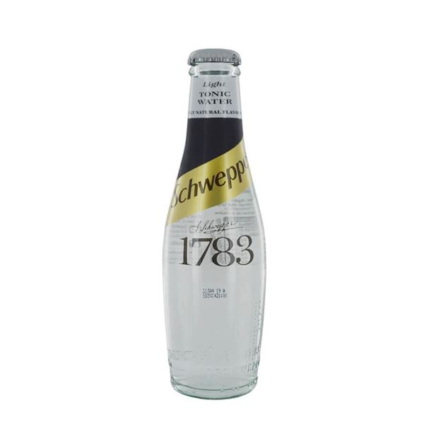 Schweppes 1783 Light Tonic - Venus Wine&Spirit