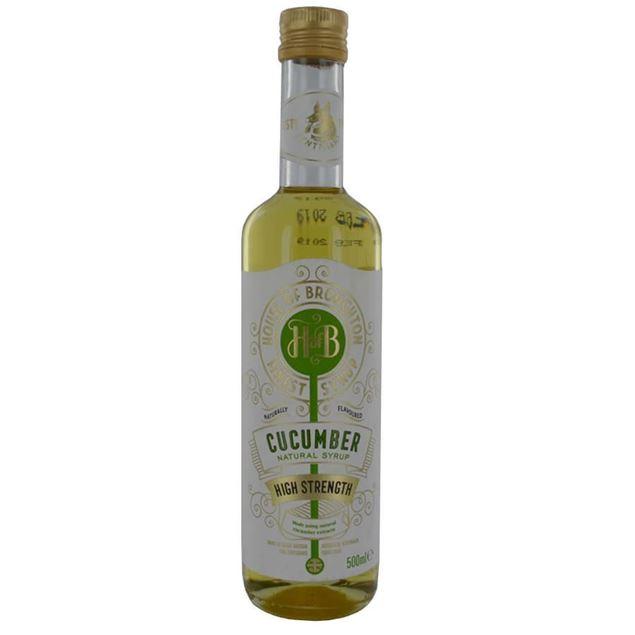 Broughton Cucumber Syrup - Venus Wine&Spirit