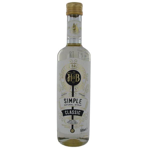 Broughton Simple Syrup - Venus Wine&Spirit