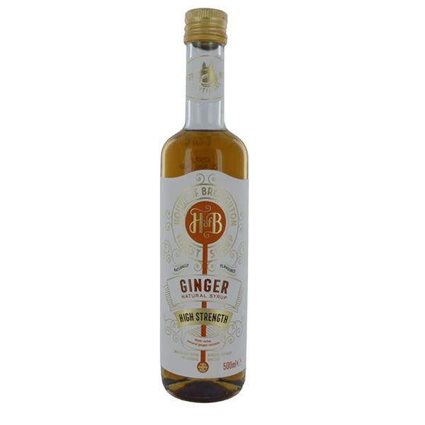 Broughton Ginger Syrup - Venus Wine&Spirit