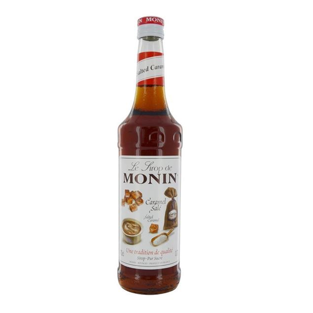 Monin Salted Caramel - Venus Wine&Spirit