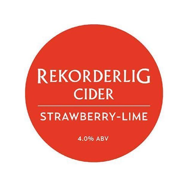 Rekorderlig Strawberry & Lime - Venus Wine&Spirit