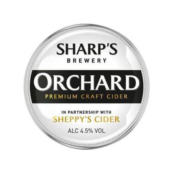Sharps Orchard Keg - Venus Wine & Spirit